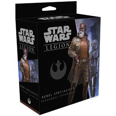Star Wars Legion Rebel Specialists Personnel