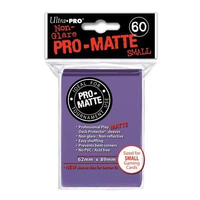 Sleeves: Pro-Matte Purple Small