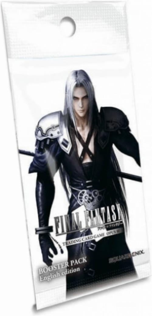 Final Fantasy TCG Opus 3 - Booster