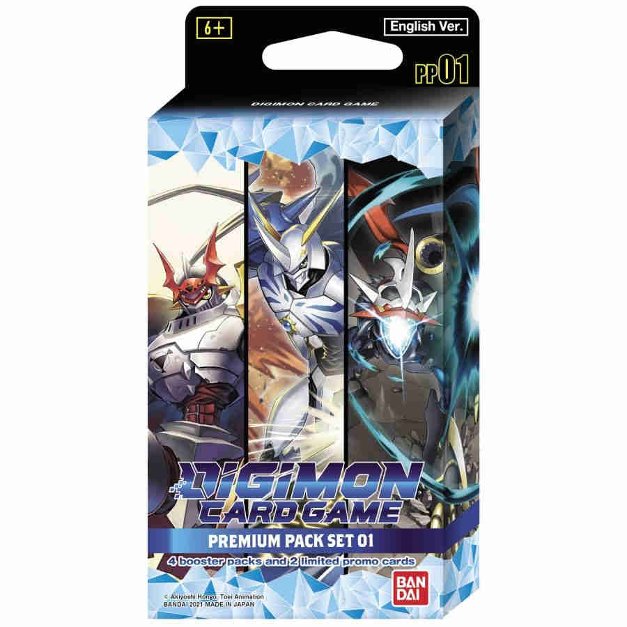 Digimon Card Game - Premium Pack Set 1