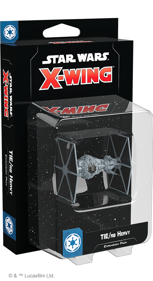 Star Wars X-wing 2.0 TIE/rb Heavy Pack