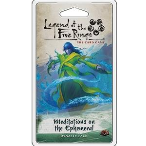 Legend of the Five Rings Meditations on the Ephemeral