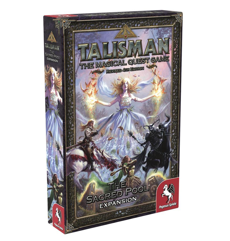 Talisman 4th Edition - The Sacred Pool
