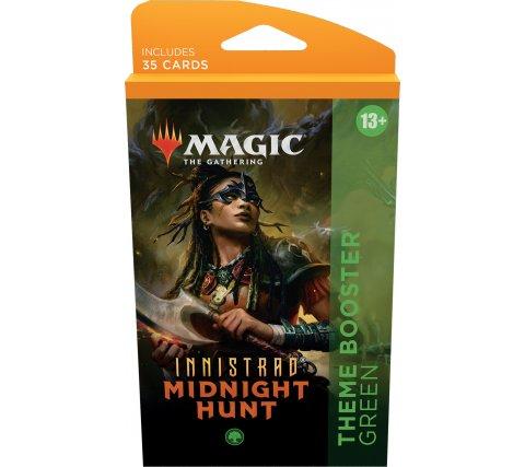 Magic: Innistrad Midnight Hunt - Theme Booster: Green