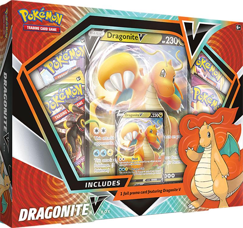 Pokemon: Dragonite V Box