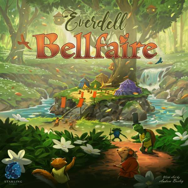 Everdell: Bellfaire - Bordspel