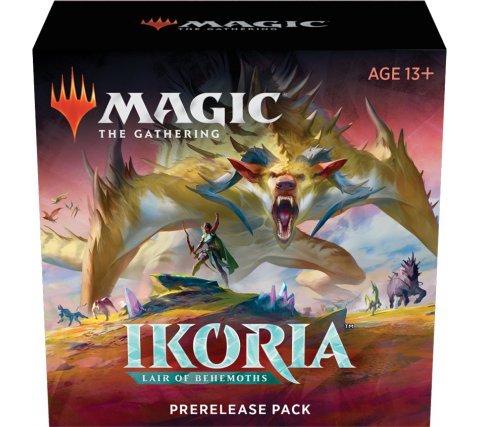 Magic: Ikoria Lair of Behemoths - Boosterbox