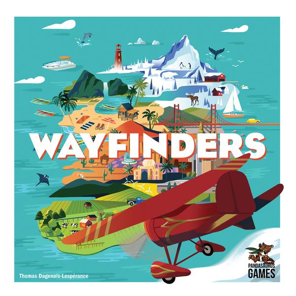 Wayfinders - Bordspel