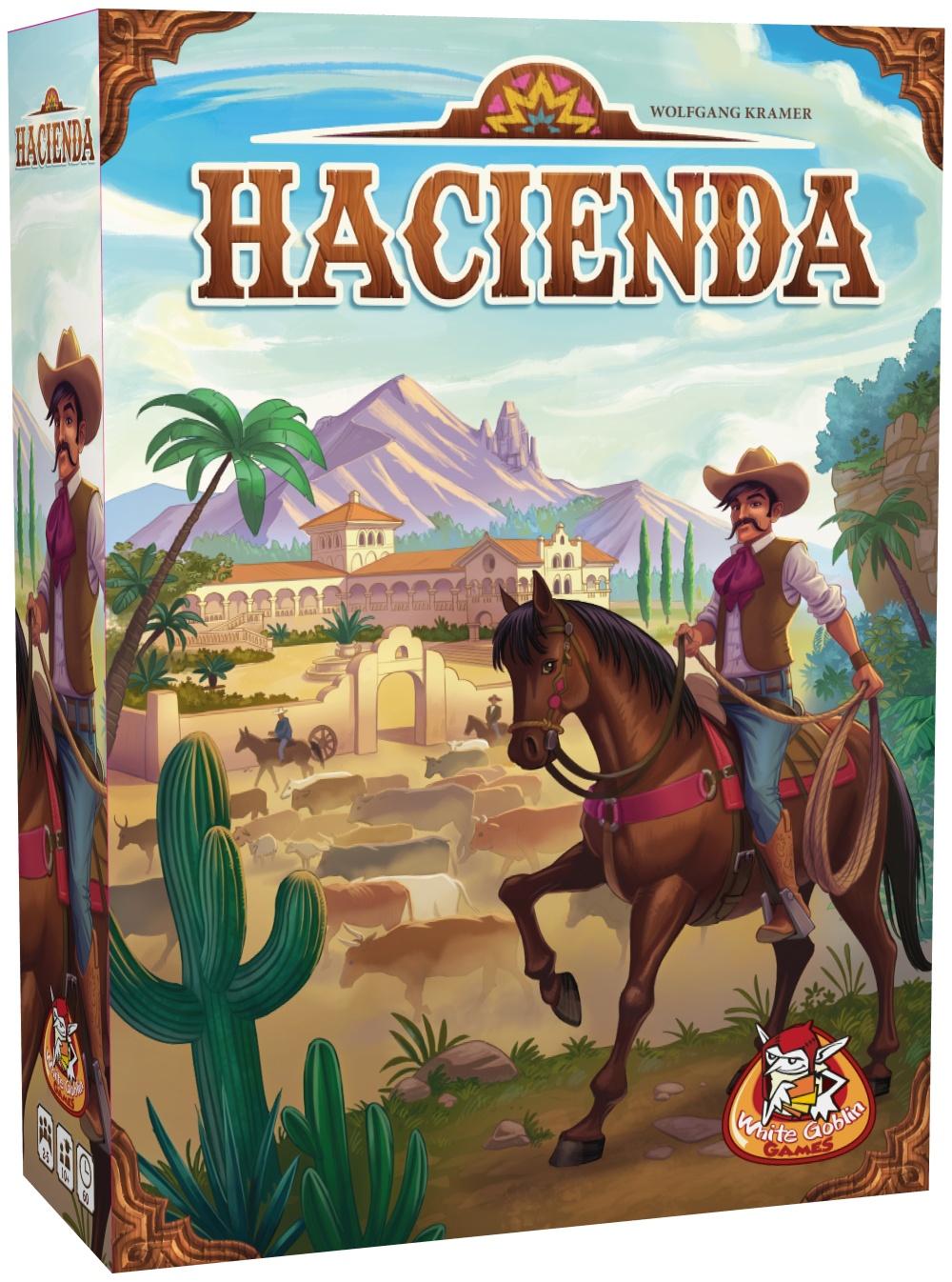 Hacienda - Bordspel