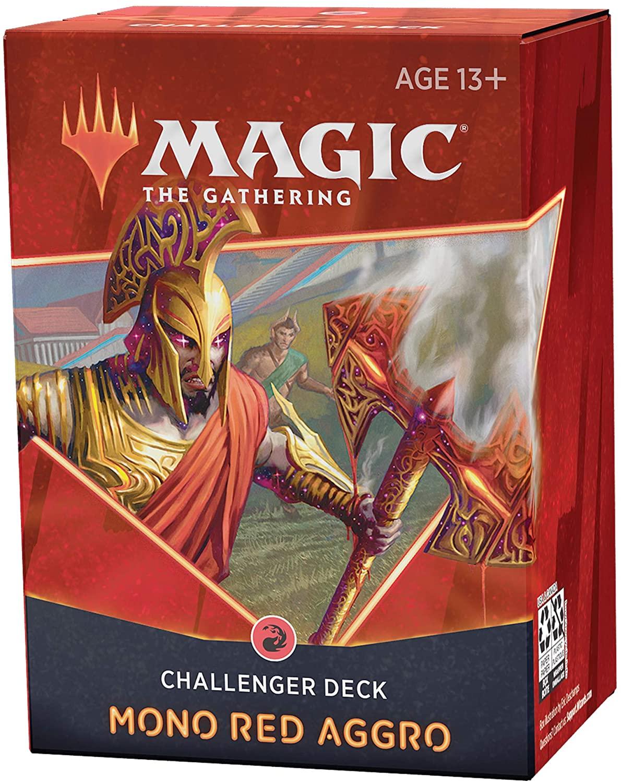 Magic: Challenger Deck 2021 - Mono Red Aggro