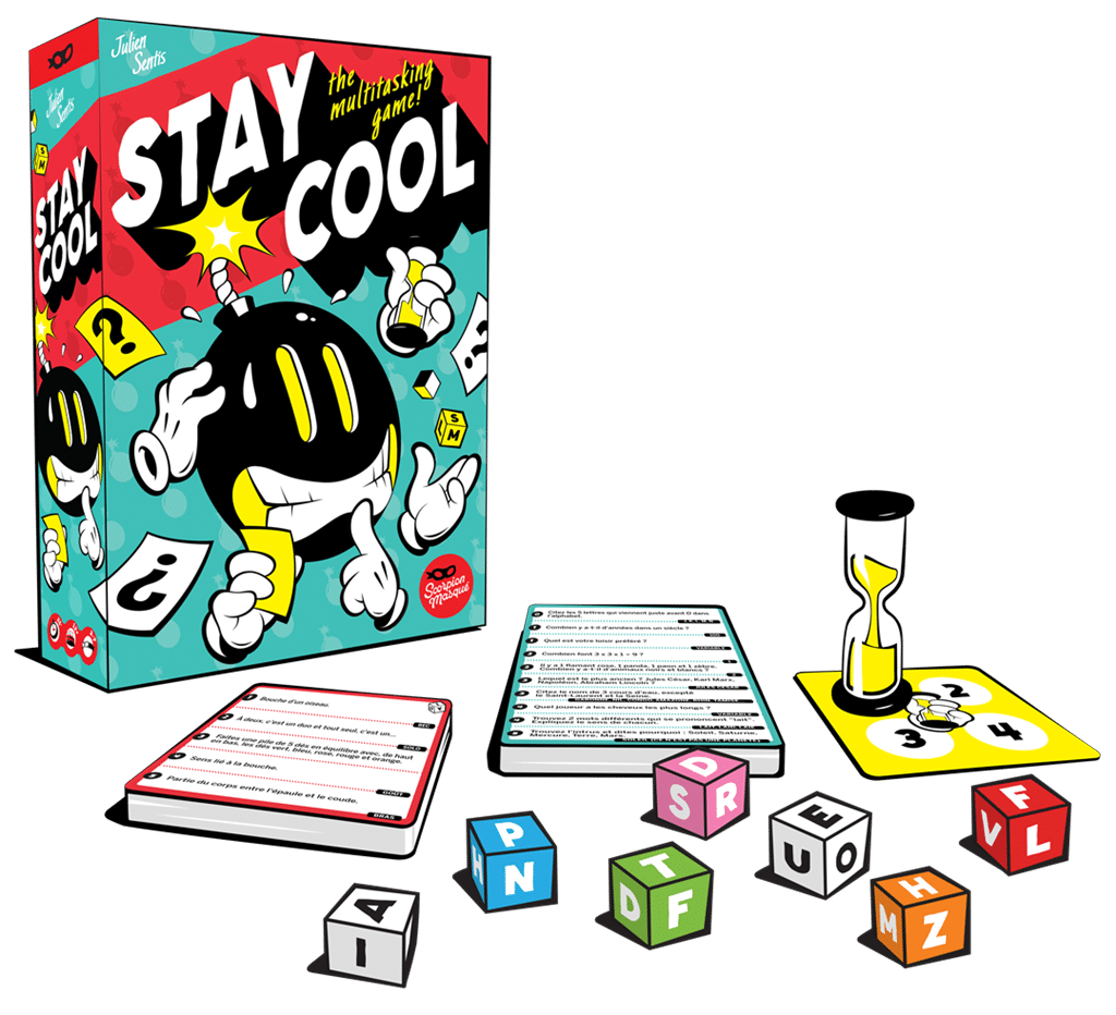 Stay Cool - English