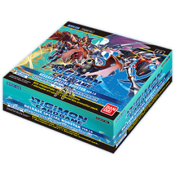 Digimon Card Game: Release Special ver. 1.5 - Boosterbox