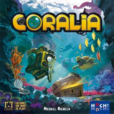Coralia - Bordspel
