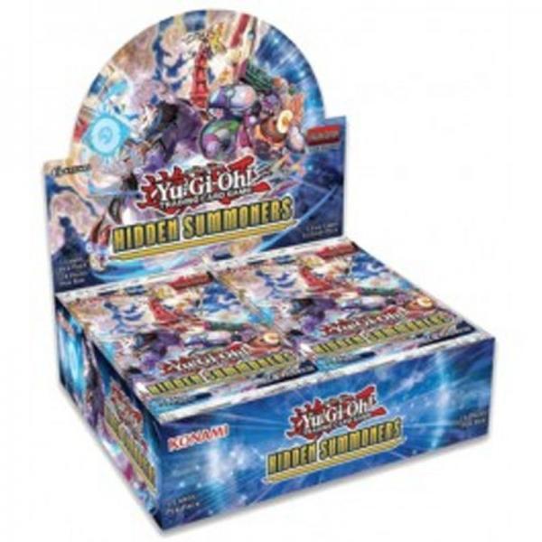 Yu-Gi-Oh: Hidden Summoners - Boosterbox