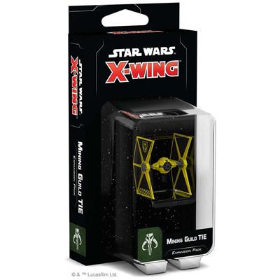 Star Wars X-Wing 2.0 Mining Guild TIE Expansion