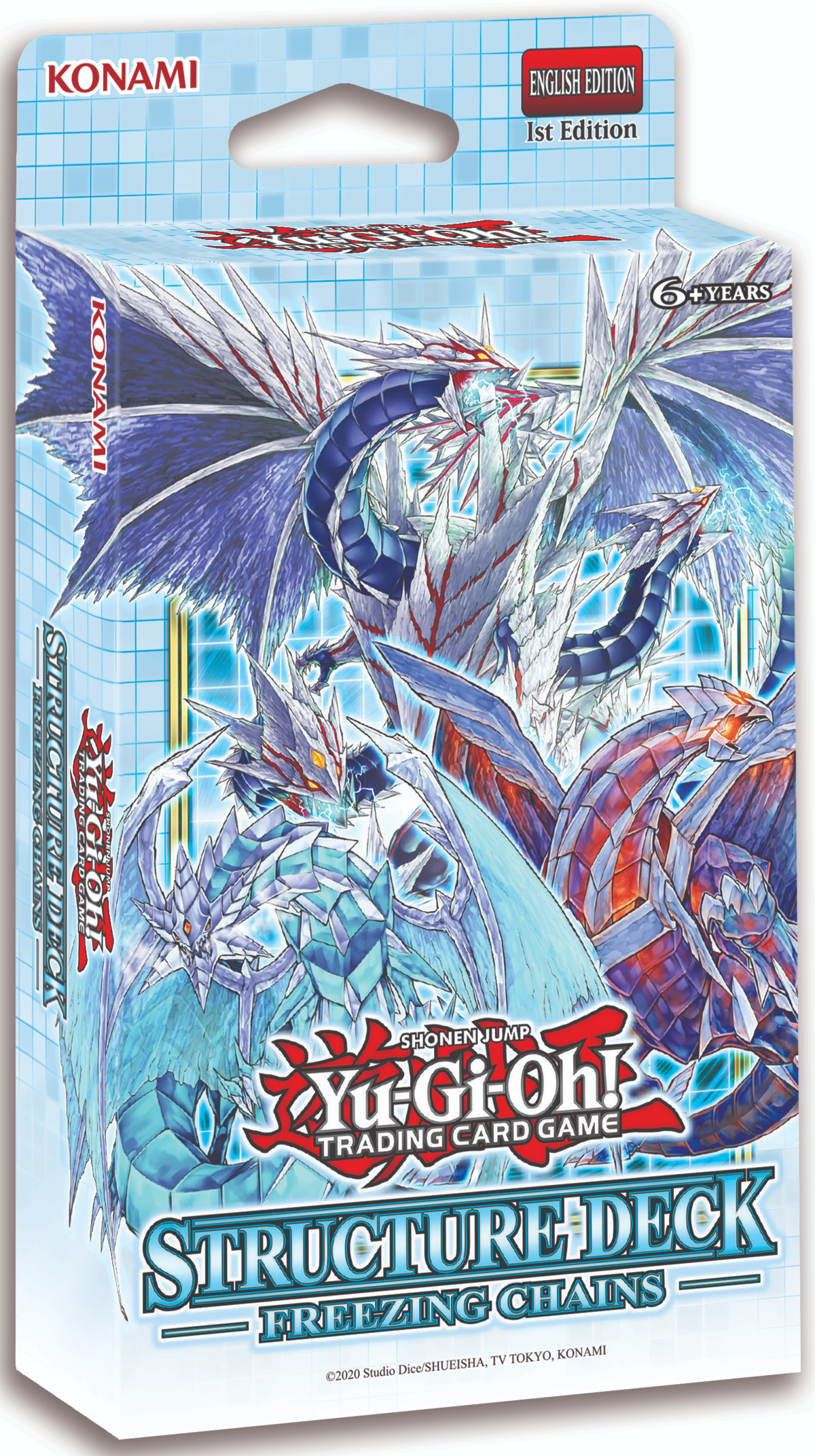 Yu-Gi-Oh: Structure Deck - Freezing Chains