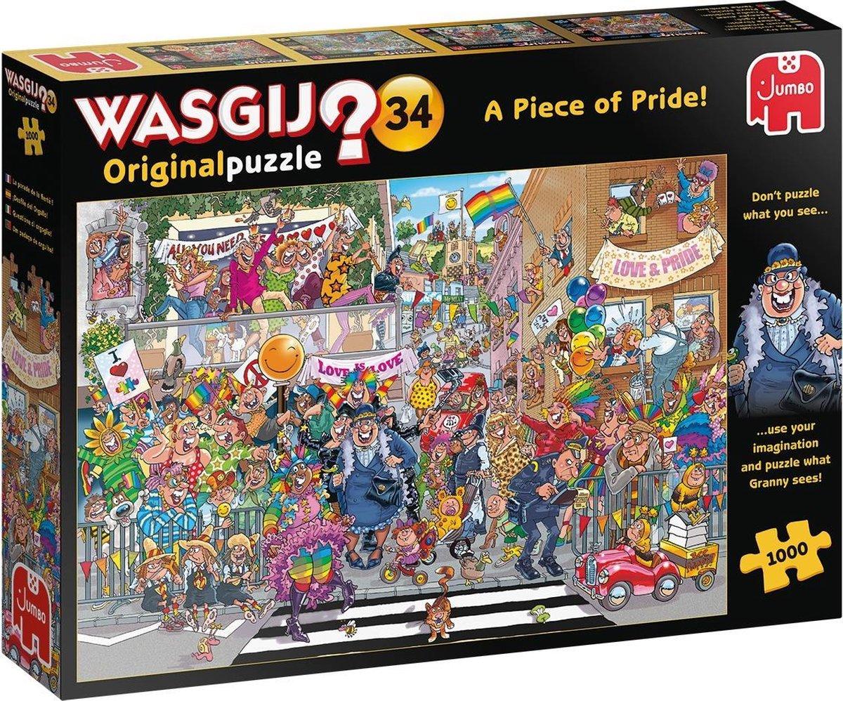 Wasgij Original 34 - Een Stukje Trots (10
