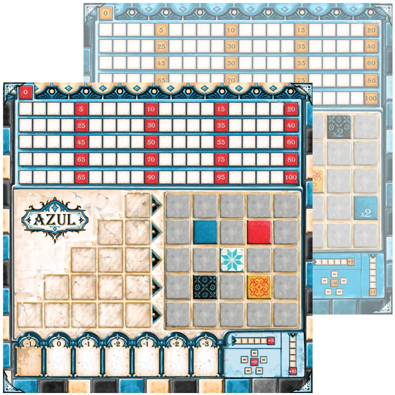 Azul Kristal Mozaïek Expansie NL/FR