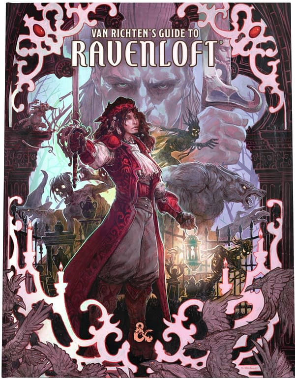 D&D: Van Richten's Guide to Ravenloft - Limited Edition Alternate Cover