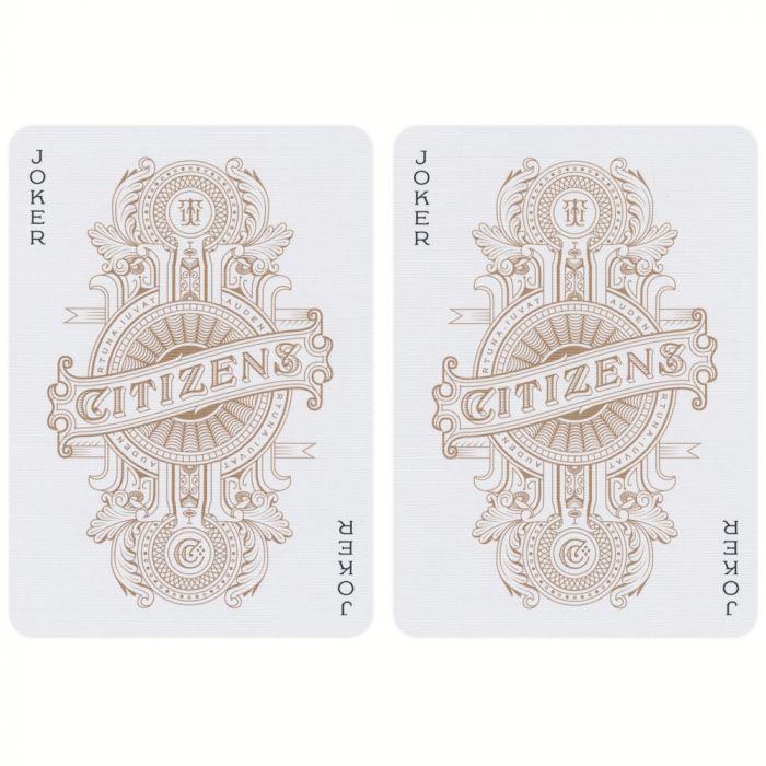 Pokerkaarten Bicycle Citizens