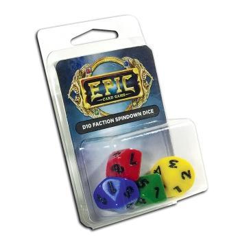 16mm Dice - Epic