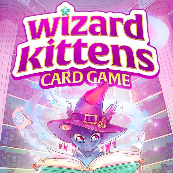 Wizard Kittens - Kaartspel