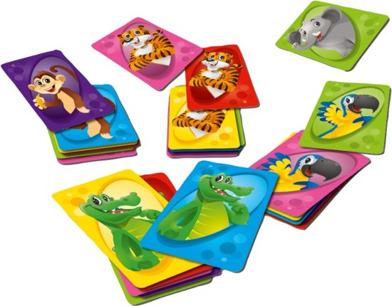Ligretto Kids - Kaartspel