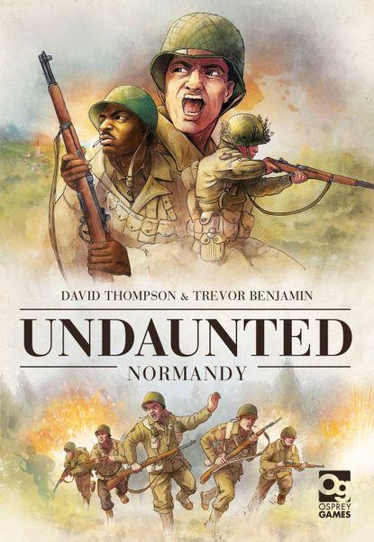 Undaunted: Normandy - Bordspel