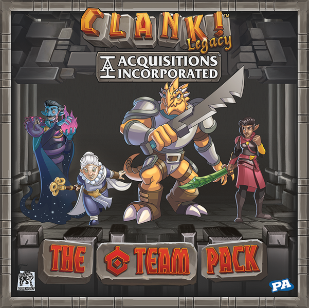 Clank! Legacy Acquisitions Incorporated C-Team Pac