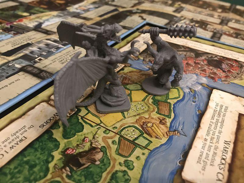 Talisman 4th Edition - The Dragon