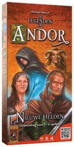 De Legenden van Andor - Nieuwe Helden 5/6