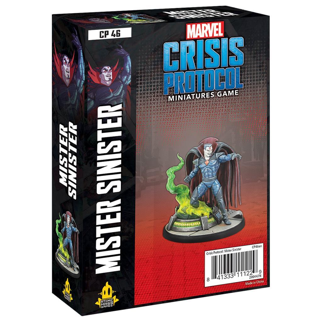 Marvel CP Mr Sinister
