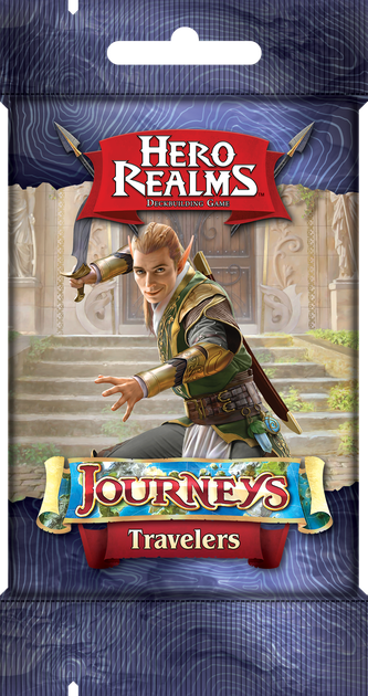 Hero Realms: Journeys Pack - Travelers