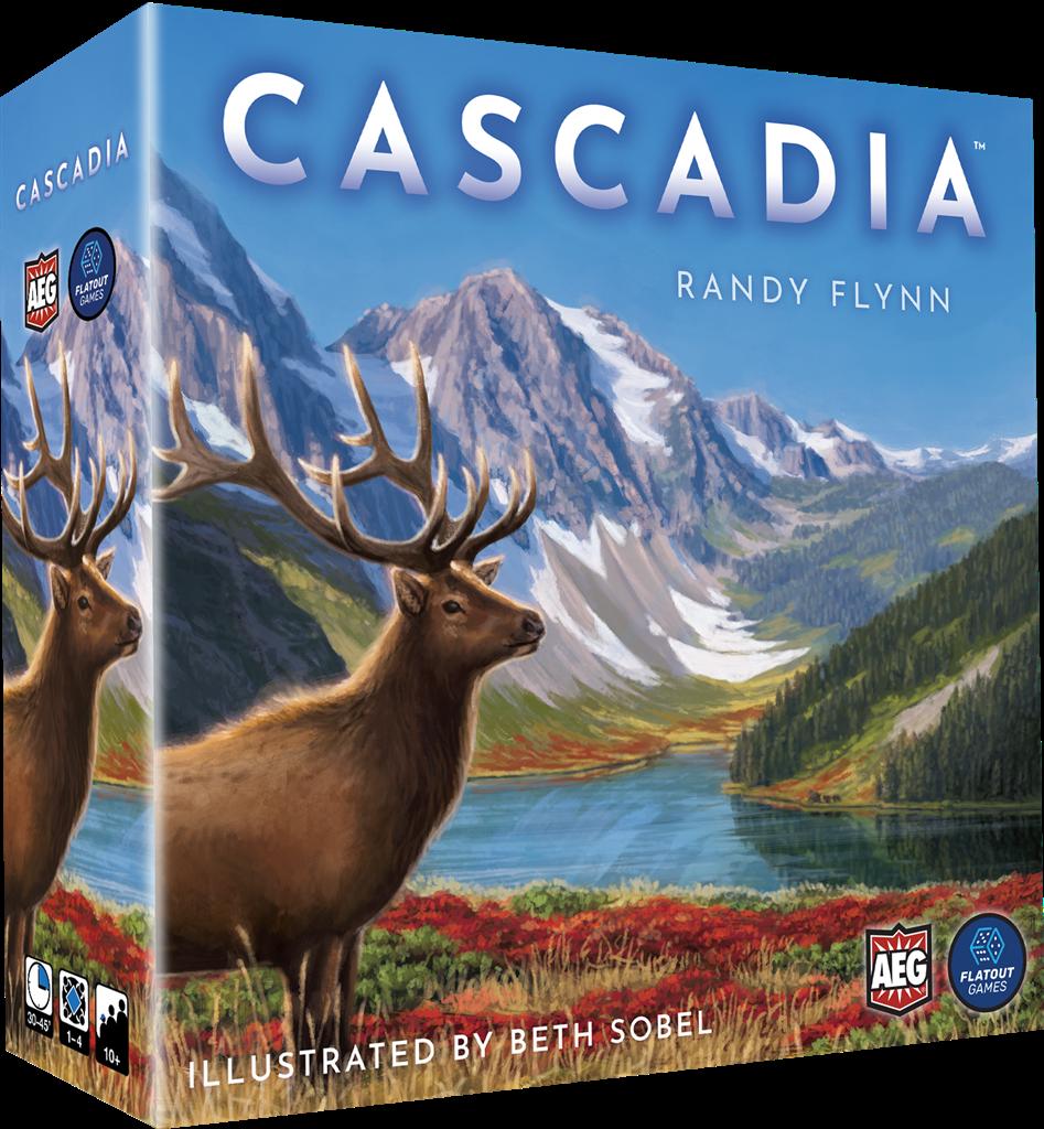 Cascadia - Bordspel