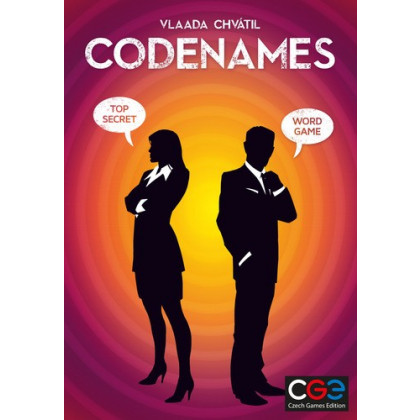 Codenames - English