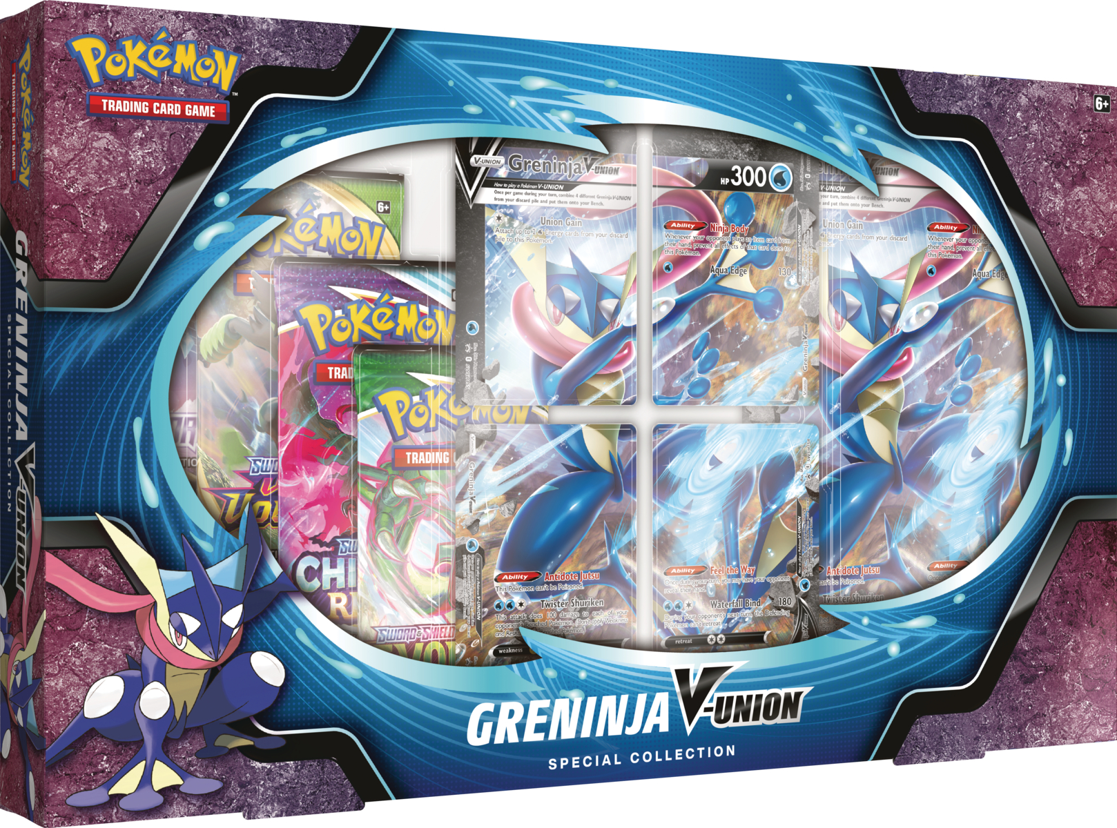 Pokemon: V Union Premium Collection - Greninja