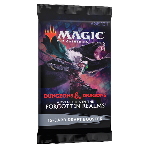 Magic: Adventures in the Forgotten Realms - Draft Booster