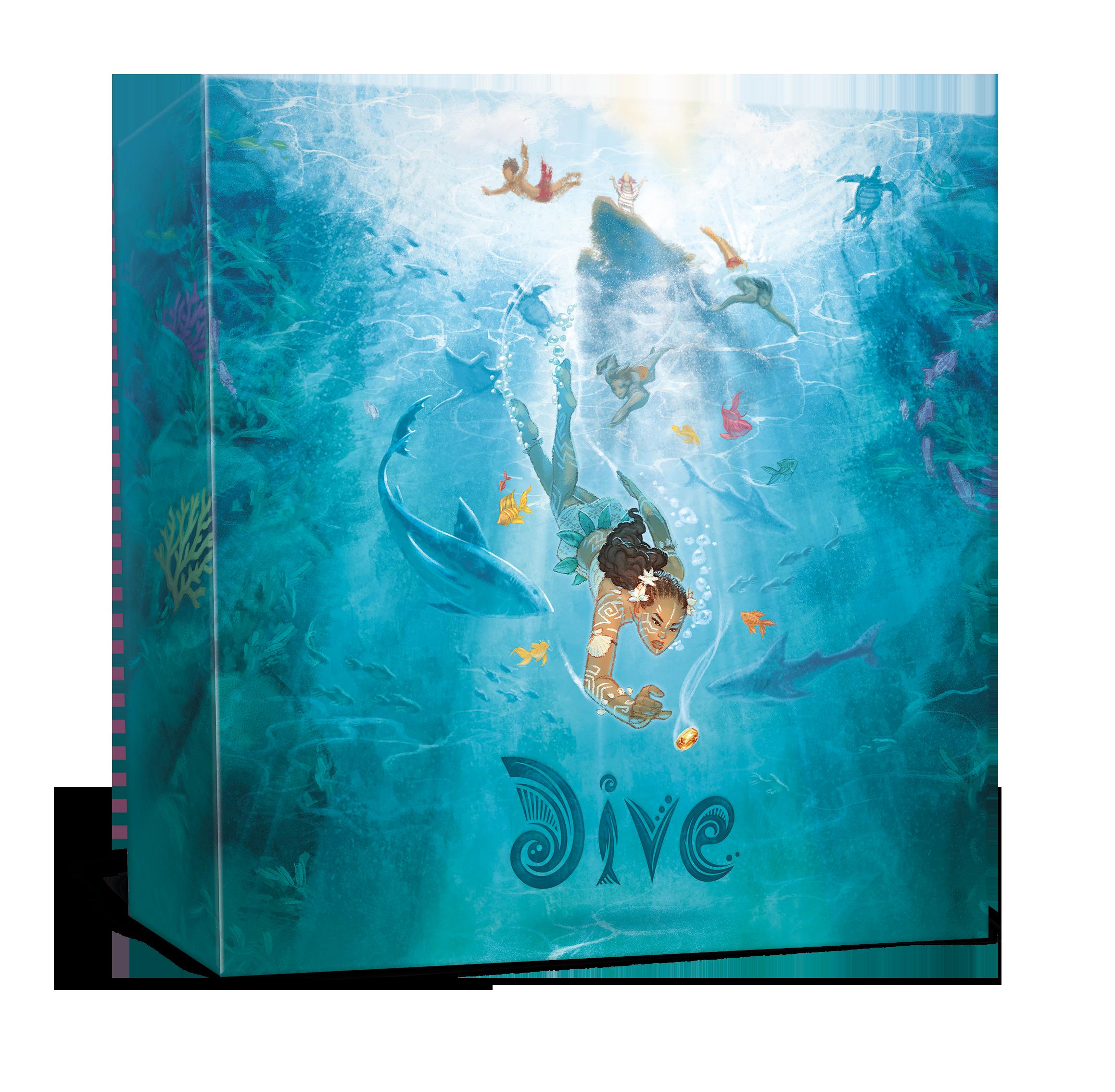 Dive - Bordspel