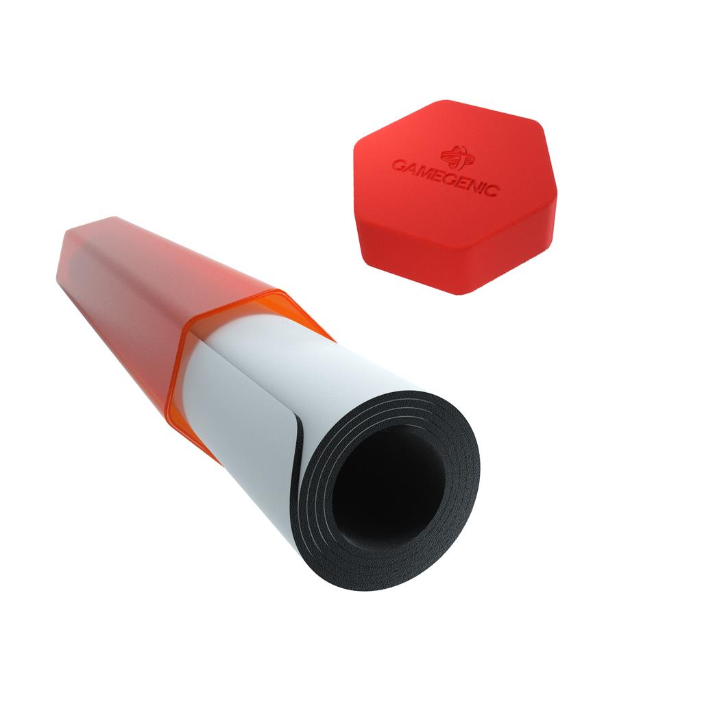 Playmat: Tube Red