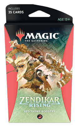 Magic: Zendikar Rising Set - Booster