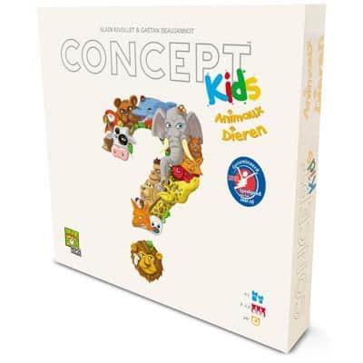 Concept Kids Dieren NL