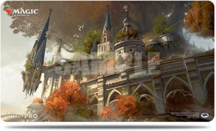 Playmat: Guilds of Ravnica - Temple Garden
