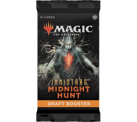 Magic: Innistrad Midnight Hunt - Draft Booster
