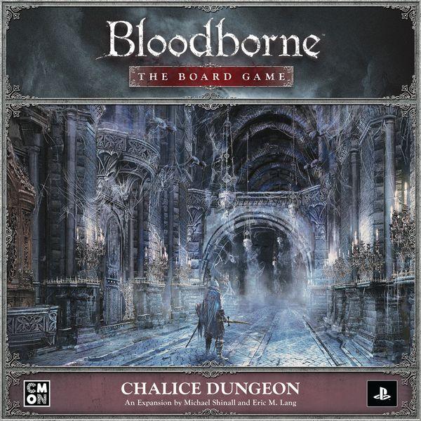 Bloodborne Chalice Dungeon