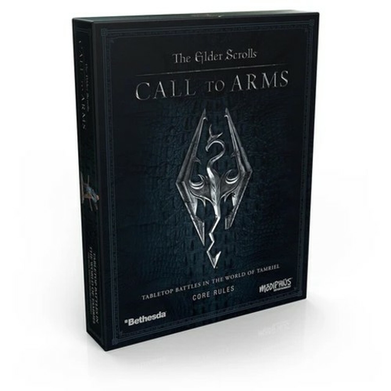 The Elder Scrolls: Call to Arms Core Rules Box