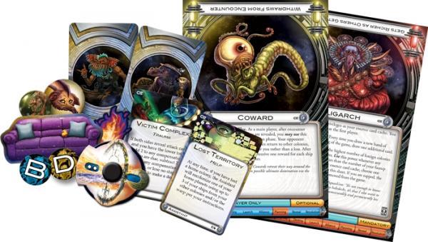 Cosmic Encounter: Cosmic Eons Expansion