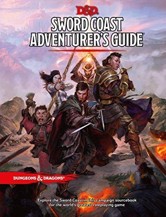 Dungeons & Dragons: Sword Coast Adventurers Guide