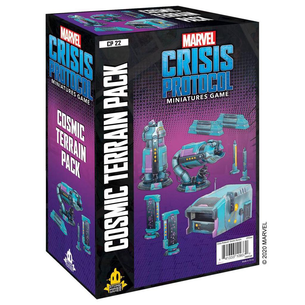 Marvel CP Cosmic Terrain Pack