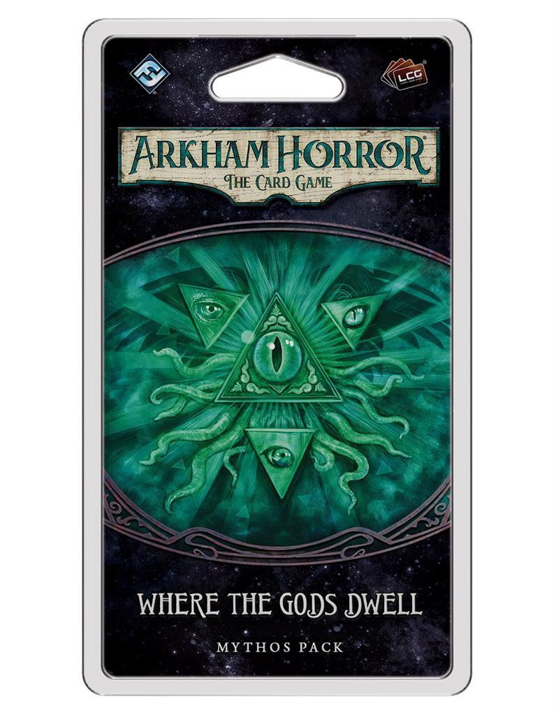 Arkham Horror LCG Where the Gods Dwell