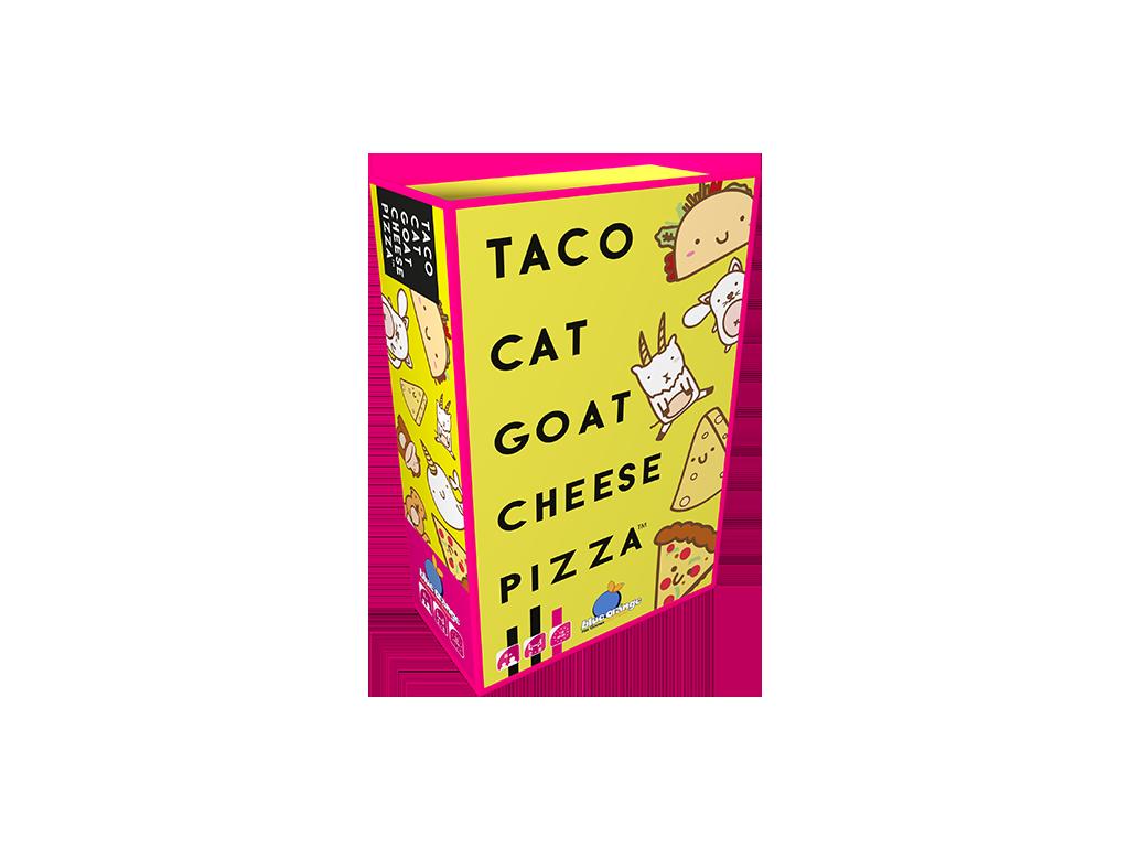 Taco Cat Goat Cheese Pizza - Kaartspel